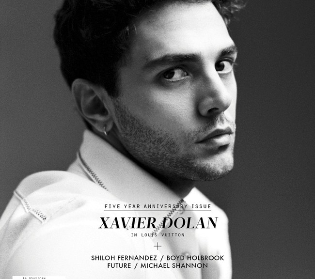 Xavier Dolan by Shayne Laverdière from Essential Homme