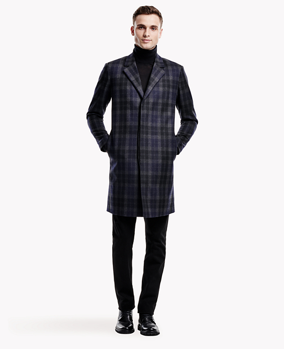 Theory The October Edit Coat Menswear Collection011