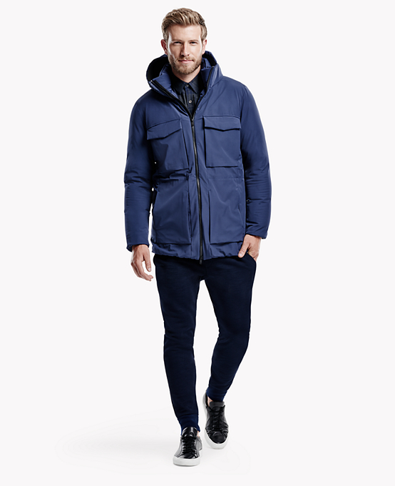 Theory The October Edit Coat Menswear Collection013