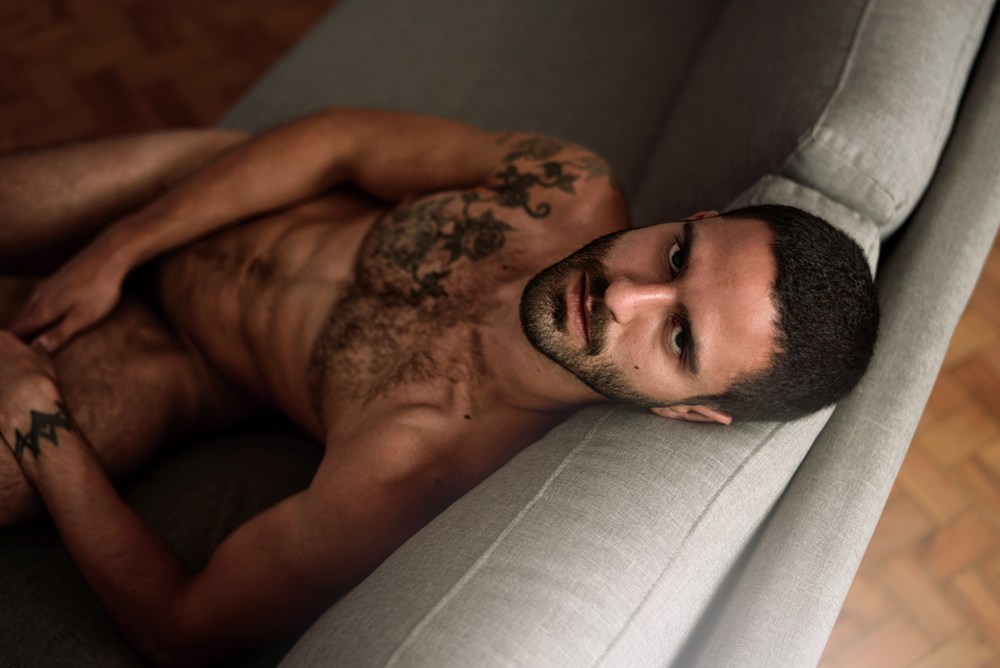 """We have a real true amazing work entitled """"Inside Out"""" a Project with Danilo Rosa by Will Mendonça. Stunning sexy and intimate images for the eye only. This project may continued..."""