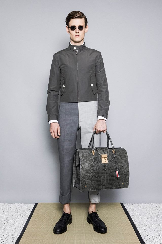 Thom Browne SS2016 mens collection007