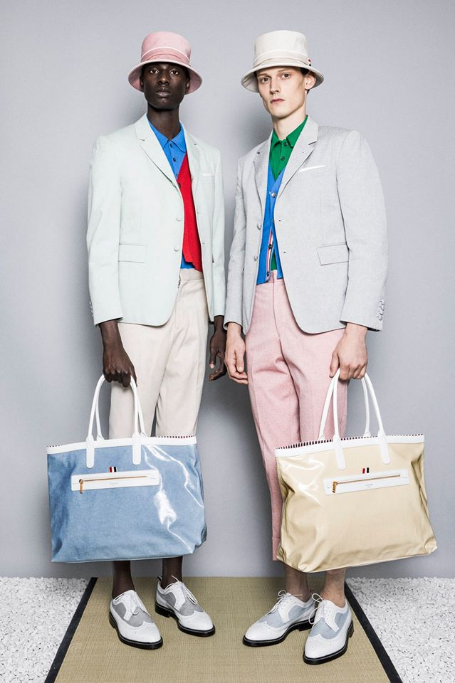 Thom Browne SS2016 mens collection008