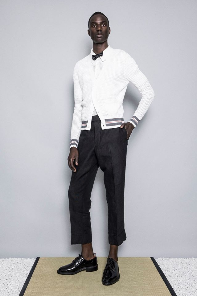 Thom Browne SS2016 mens collection012