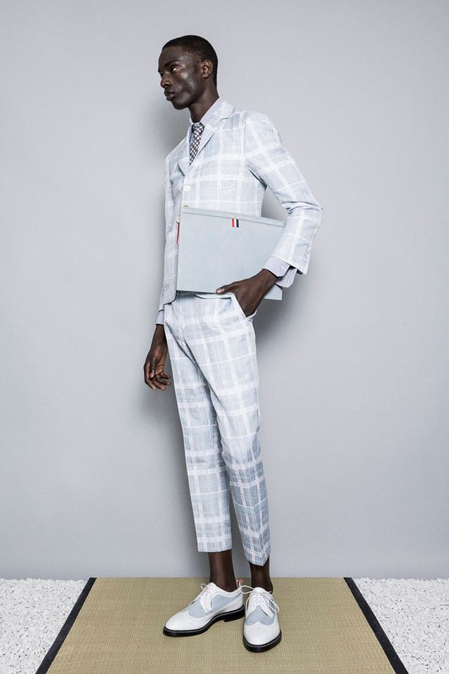 Thom Browne SS2016 mens collection019