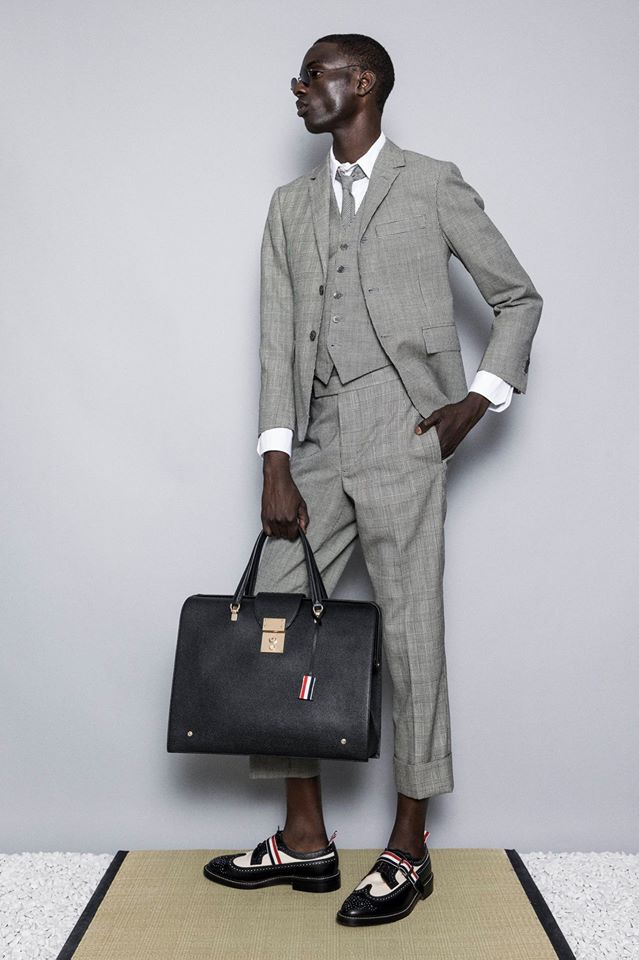 Thom Browne SS2016 mens collection023