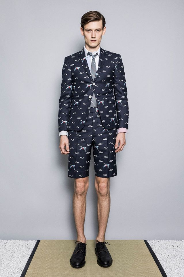 Thom Browne SS2016 mens collection024