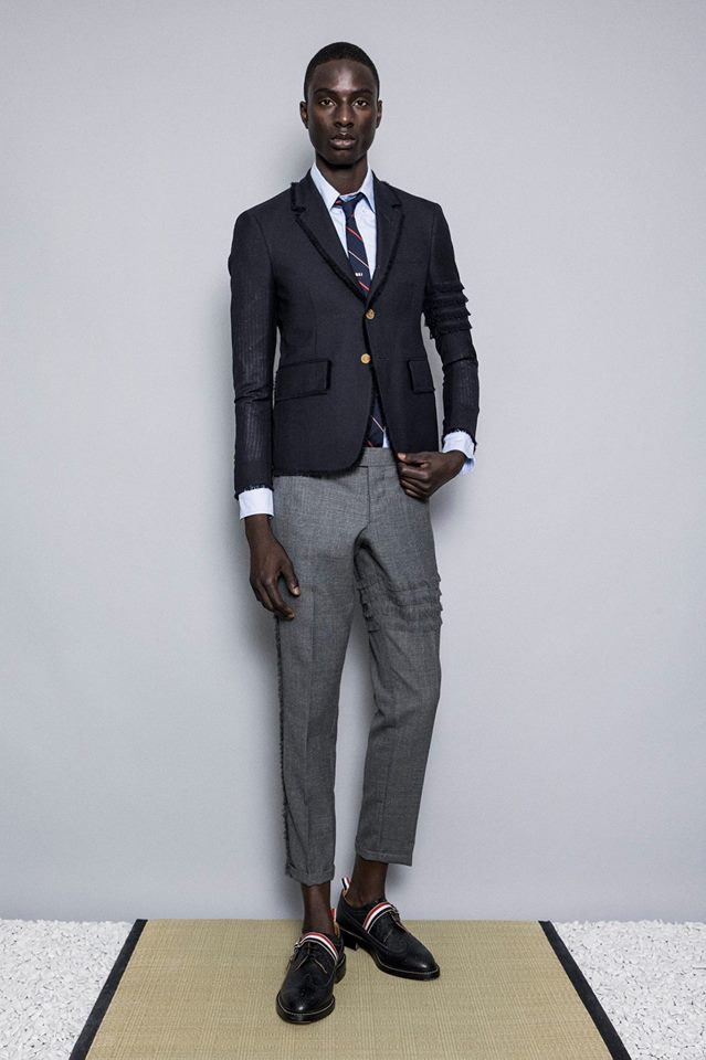 Thom Browne SS2016 mens collection025