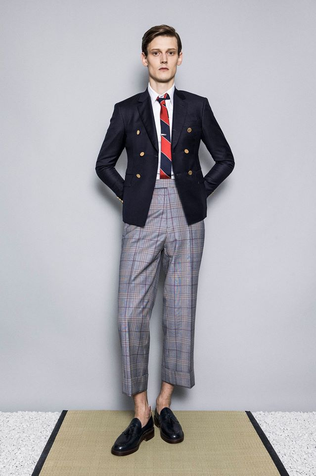 Thom Browne SS2016 mens collection030