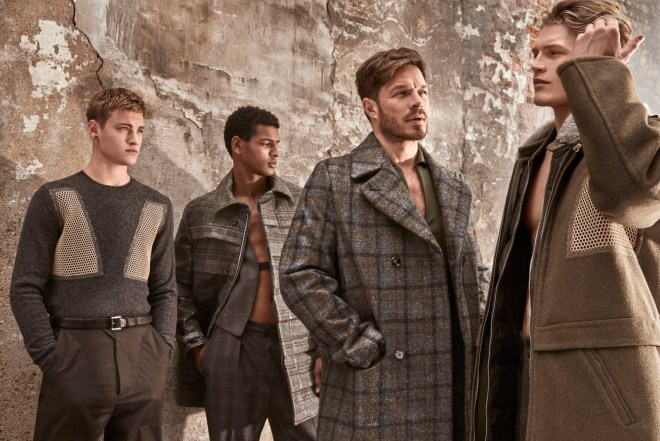 """Out Magazine """"Best of British"""" captured by talented  Mariano Vivanco and Styling by Grant Woolhead, grooming by Larry King"""