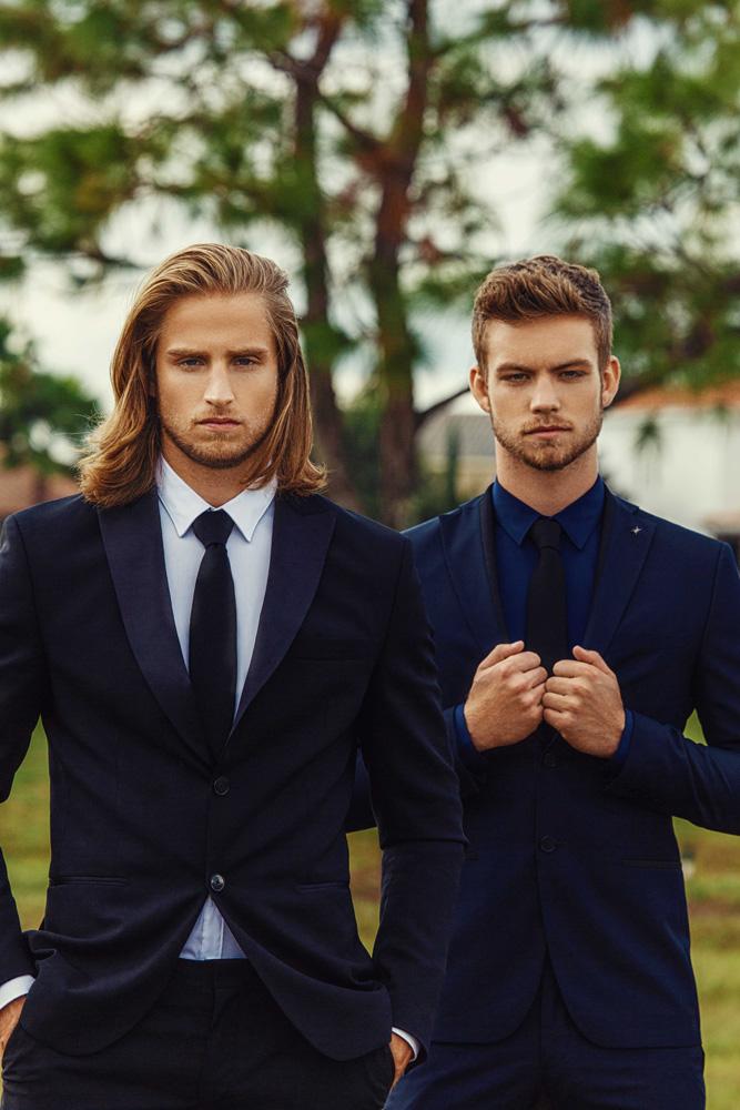 Dustin And Jason By Alex Jackson Fashionably Male
