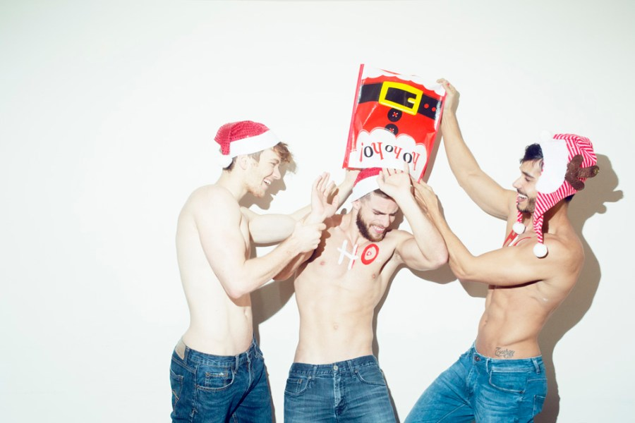 XMAS CAMPAIGN BY LUIS DE LA LUZ FOR FASHIONABLY MALE404