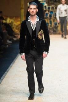 Dolce Gabbana FW 16 Milan (14)