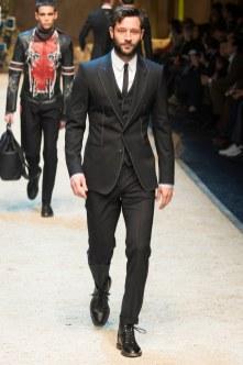 Dolce Gabbana FW 16 Milan (27)