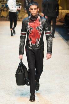 Dolce Gabbana FW 16 Milan (28)