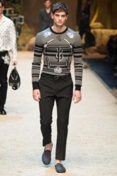 Dolce Gabbana FW 16 Milan (31)