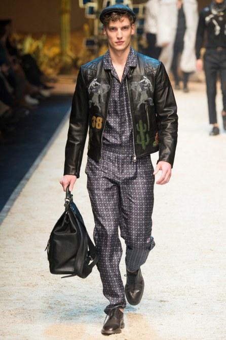 Dolce Gabbana FW 16 Milan (35)