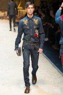 Dolce Gabbana FW 16 Milan (48)