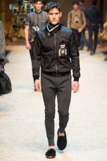 Dolce Gabbana FW 16 Milan (52)