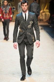 Dolce Gabbana FW 16 Milan (70)