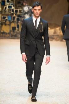 Dolce Gabbana FW 16 Milan (78)