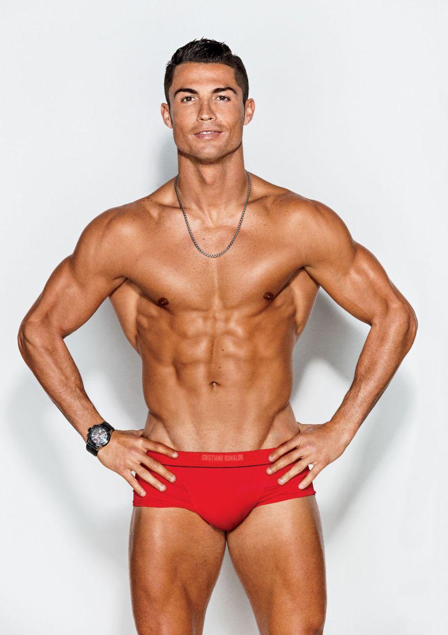 Cristiano Ronaldo for GQ US February 2016