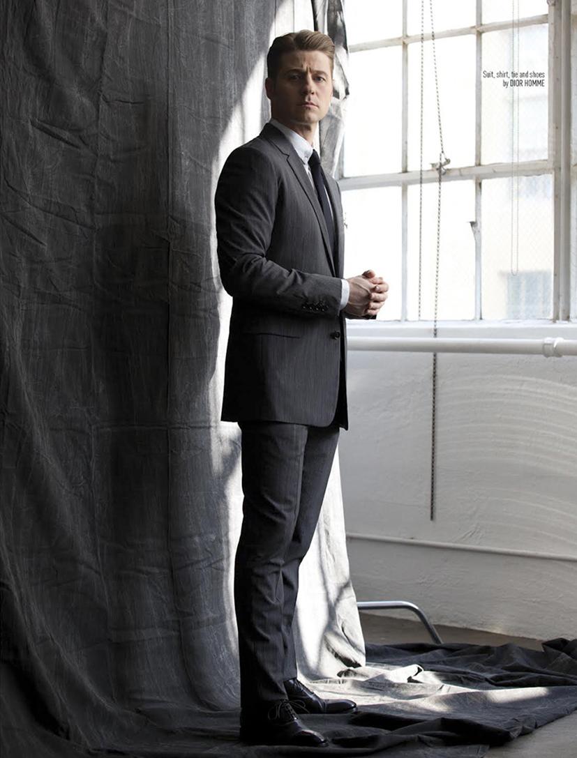 Ben McKenzie by Karl Simone (4)
