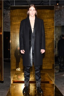 CALVIN KLEIN COLLECTION PRESENTS: MEN'S FALL 2016 EVENING WEAR CAPSULE DURING NEW YORK FASHION WEEK MEN'S