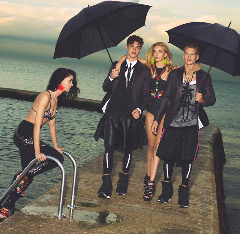 Dsquared2 Spring:Summer 2016 Campaign (9)