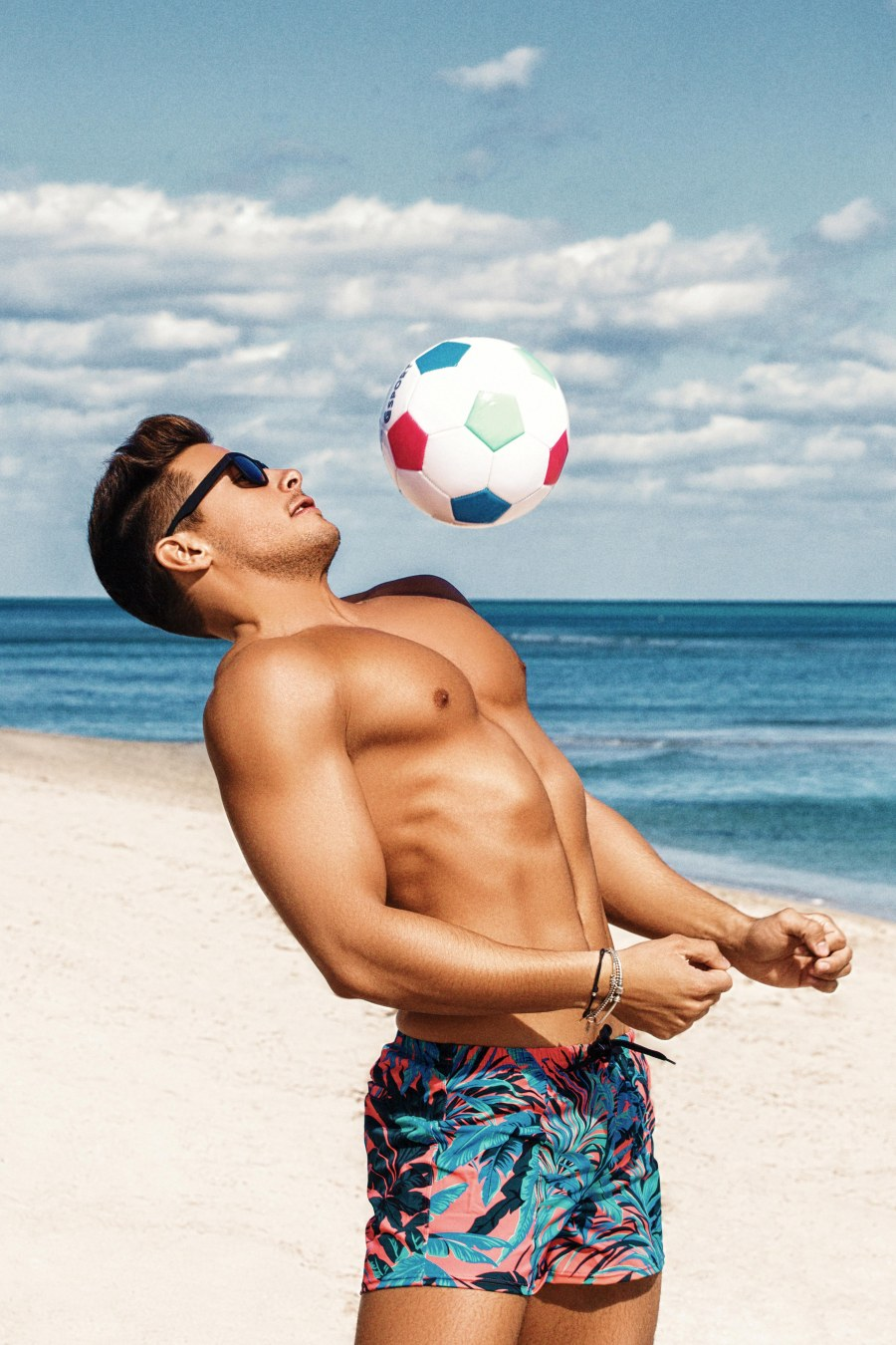 Life's A Beach - Andrea Denver @ Wilhelmina Models Miami - By Alex Jackson - 2