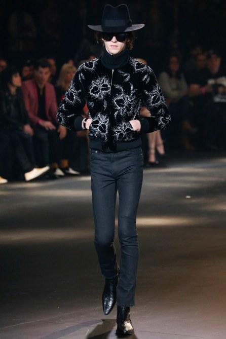 Saint Laurent FW 2016 Menswear (25)