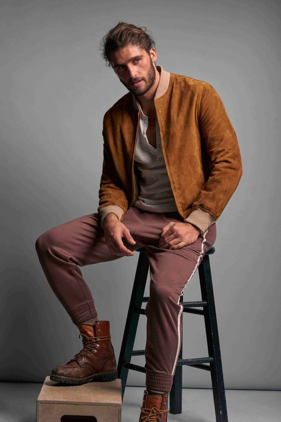 ABERCROMBIE & FITCH GETS SLEEK FOR SPRING:SUMMER 2016 (7)