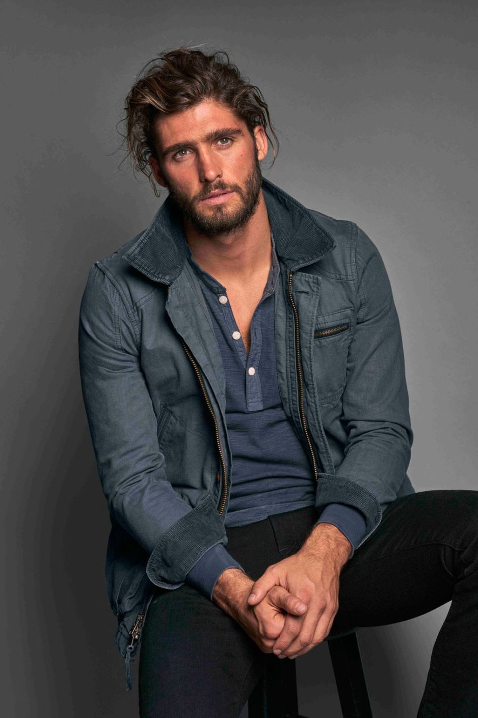 ABERCROMBIE & FITCH GETS SLEEK FOR SPRING:SUMMER 2016 (8)
