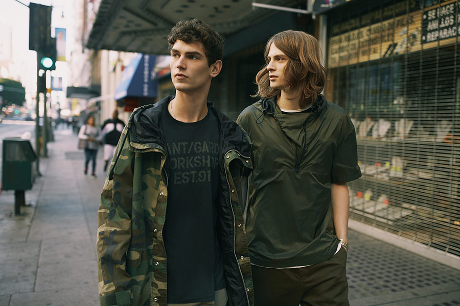 Pull&Bear Downtown S16