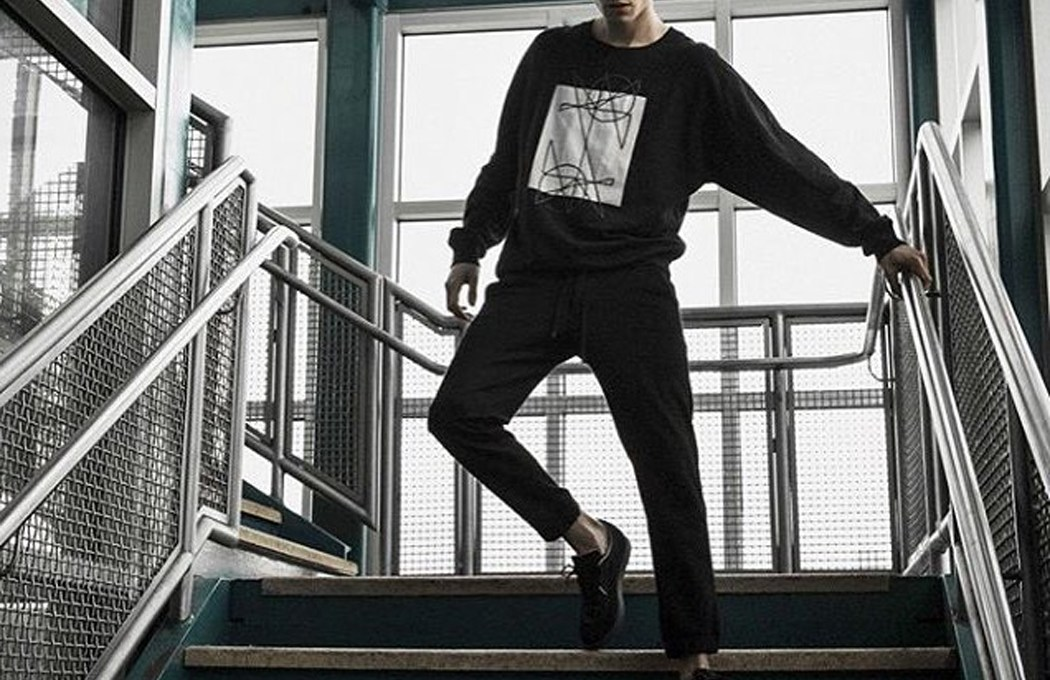 "New York-based Uncommon Bond launches its debut collection of ""casual sportswear with an edge"" starring Wojtek Czerski"