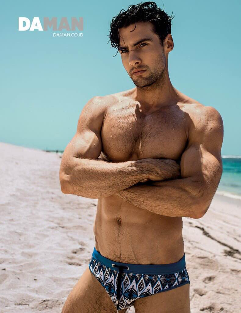 In the summer of 2015 I was lucky enough to interview an up and coming Australian model named Mitchell Wick. Since then, as you know, Mitch has become not only Australia's top male model but one of the top models in the world. Recently I was able to catch up with Mitch and do a little catch up
