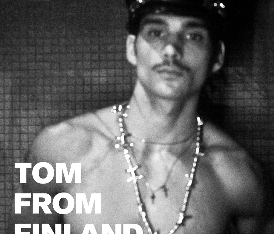"""Tom of Finland Finnish artist notable for his stylized homoerotic fetish art and his influence on late twentieth century gay culture. This new work pays tribute entitled """"Tom from Finland"""" for Archive Type Magazine, stars male model Taner Sigirtmac, shot by Baldovino Barani styled by Bhisan Rai. Grooming by Karen Yiu."""