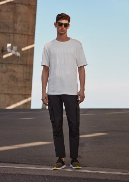 Discover the third lookbook April 2016 that proposals MANGO Man The Sailing Gear modeling all clean cut items by Arthur Gosse the lookbook works stunning. All new arrivals are now in every store.
