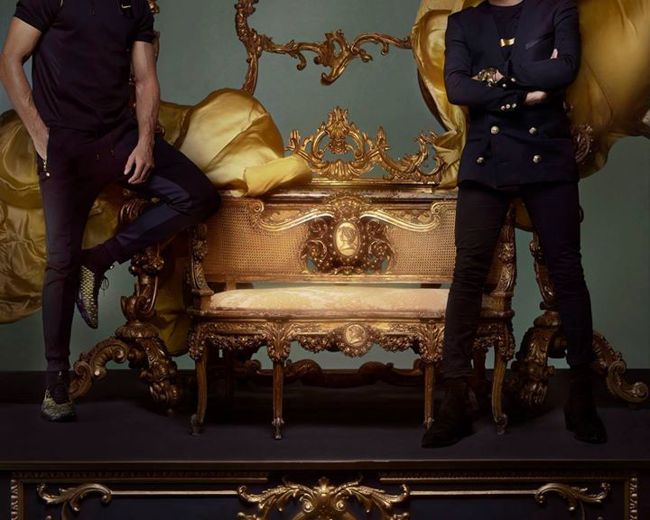 "A GOLDEN TOUCH: NIKELAB x OLIVIER ROUSTEING Fashion and football come together for Olivier Rousteing's new collaboration with Nike Lab. Story shot exclusively for Dazed and Confused Magazine by Nick Knight, styling Robbie Spencer. ""What I love about this collection is that we are integrating the iconic style of football into sport style"" explains Olivier Rousteing."