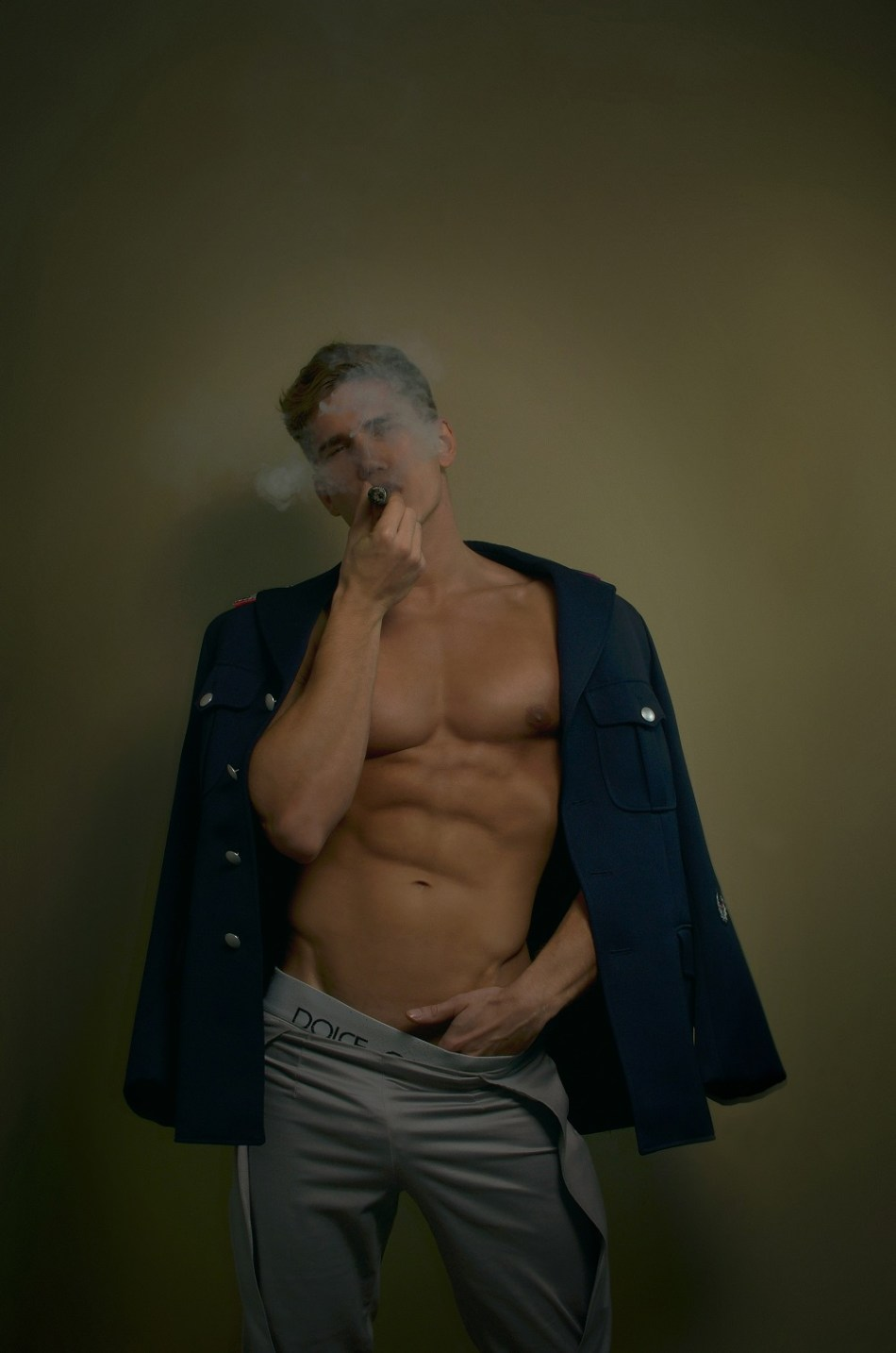 Shirtless Male Model, Objectification | dav.d photography