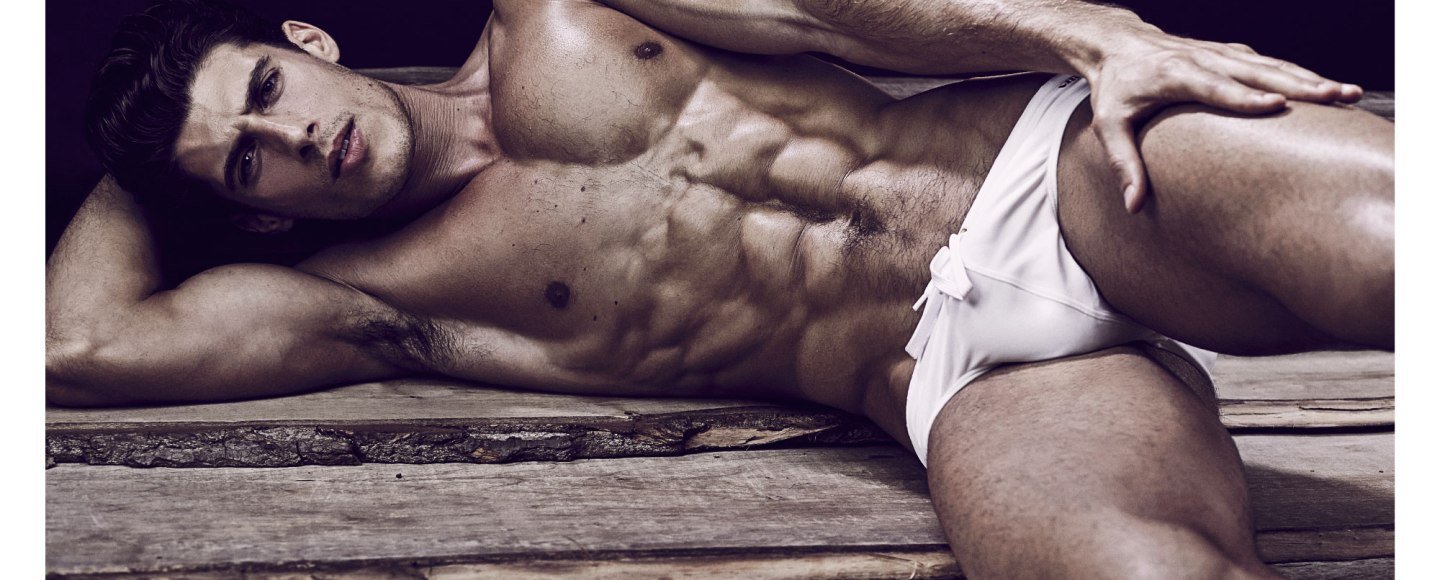 Oran Katan is the latest model to be shot by Daniel Jaems for his Obsession Series.