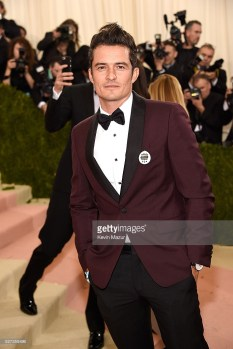 """attends """"Manus x Machina: Fashion In An Age Of Technology"""" Costume Institute Gala at Metropolitan Museum of Art on May 2, 2016 in New York City."""
