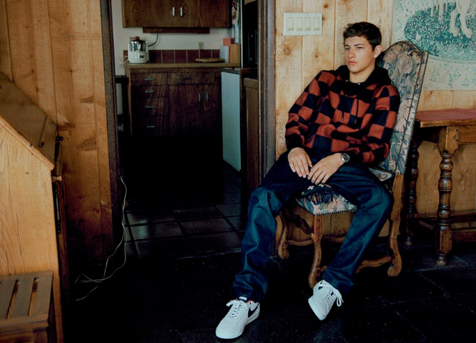 Literally on the brink of career explosion, actor Tye Sheridan tops o his fresh resume of critically acclaimed performances with an endorsement of the highest order: being selected by Steven Spielberg to lead his next epic movie, Ready Player One. Articulate, driven and energy-inducing, we speak to Sheridan about the roles that have brought him this far, and what the future holds for him (and civilisation).