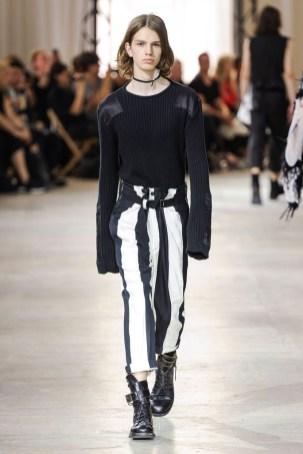 Ann Demeulemeenster show, spring summer 2017, Paris Men's Fashion Week, France - 24 June 2016