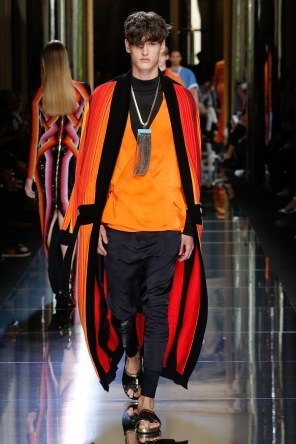 BALMAIN MENSWEAR SPRING SUMMER 2017 PARIS (36)