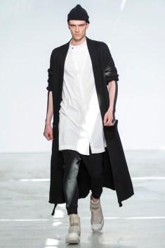 Boris Bidjan Saberi show, spring summer 2017, Paris Men's Fashion Week, France - 23 June 2016