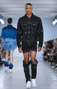 CHRISTOPHER SHANNON MENSWEAR SPRING SUMMER 2017 LONDON (20)