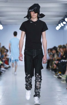 CHRISTOPHER SHANNON MENSWEAR SPRING SUMMER 2017 LONDON (5)
