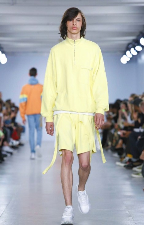 CHRISTOPHER SHANNON MENSWEAR SPRING SUMMER 2017 LONDON (8)