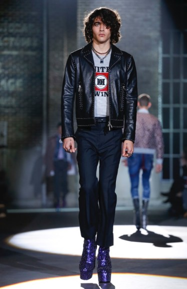 DSQUARED2 MENSWEAR SPRING SUMMER 2017 MILAN (24)