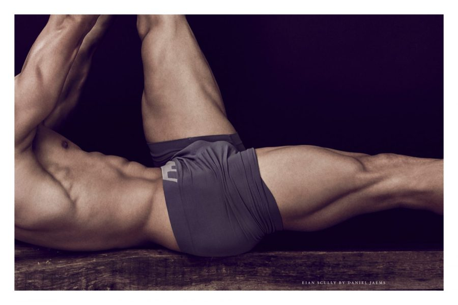 """FTape exclusive presents """"Obsession #17"""" featuring model Eian Scully who looks so hot AF shooting by Daniel Jaems."""